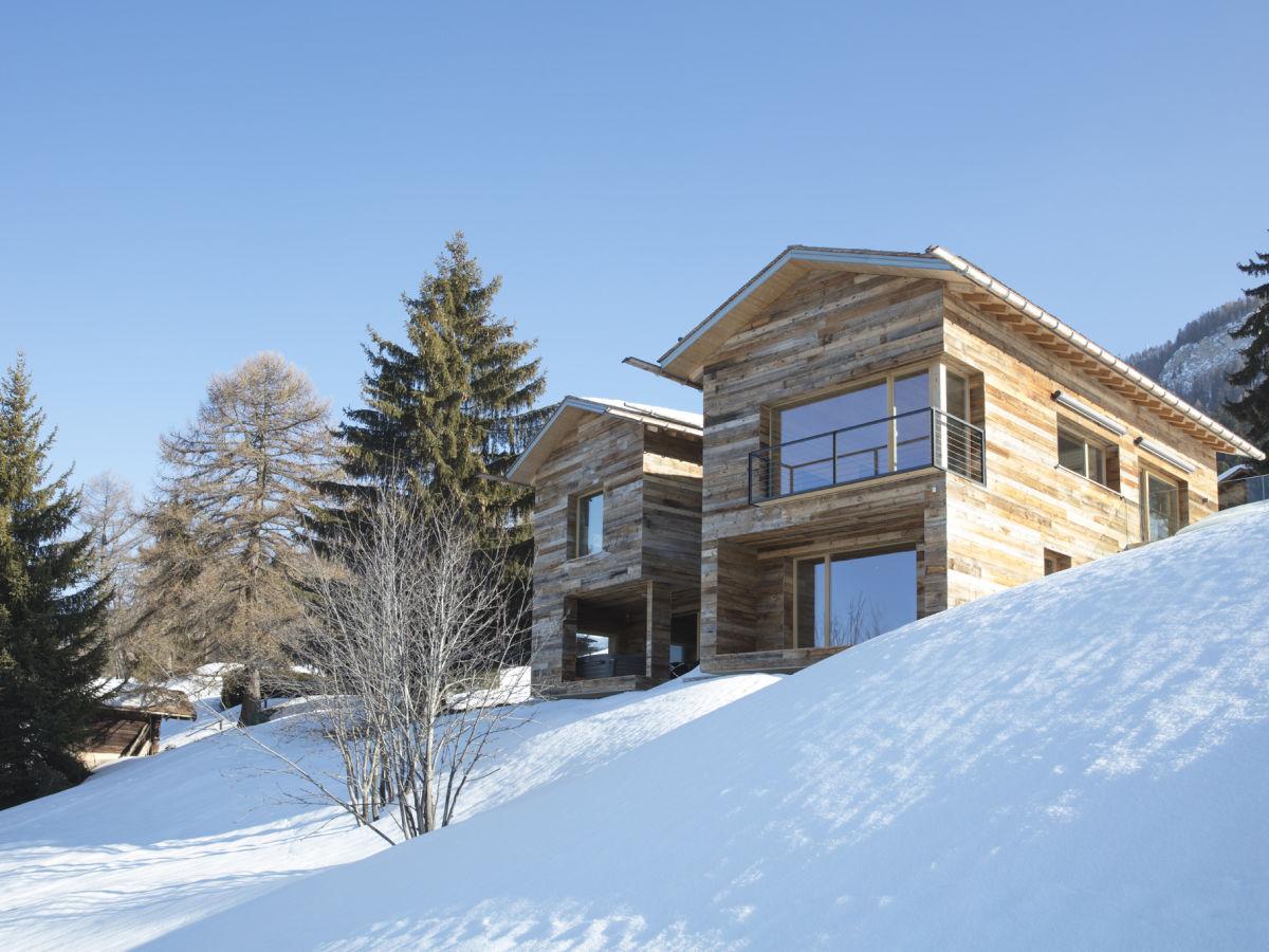 Construction d'un chalet bois en Suisse