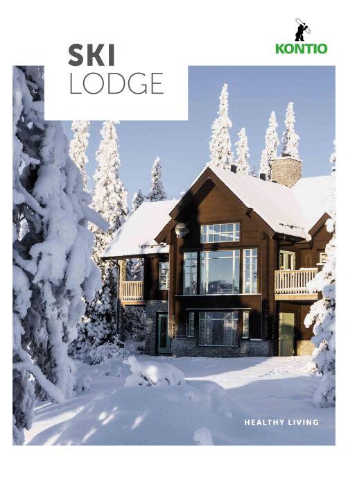 Ski Lodge на английском языке