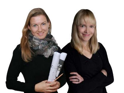Malin Hammar & Susanna Sjödin