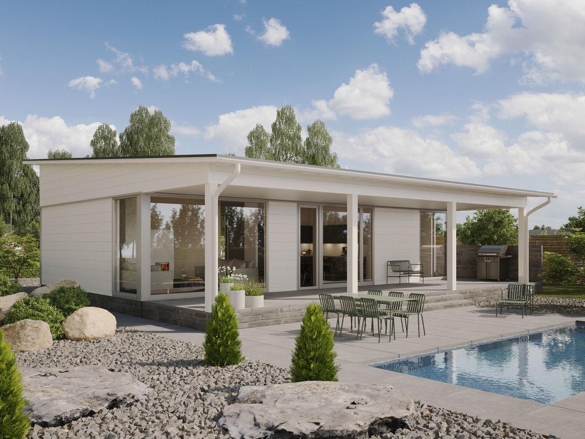 Kontio Glass House villa