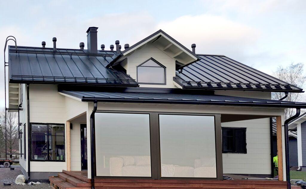 Taloesittely Hämeenlinnassa