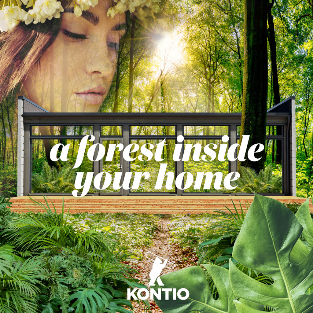 Like a forest inside your home