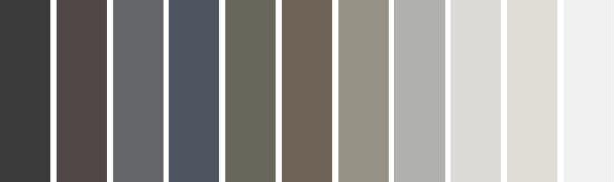 Minikeittiöiden värivaihtoehdot