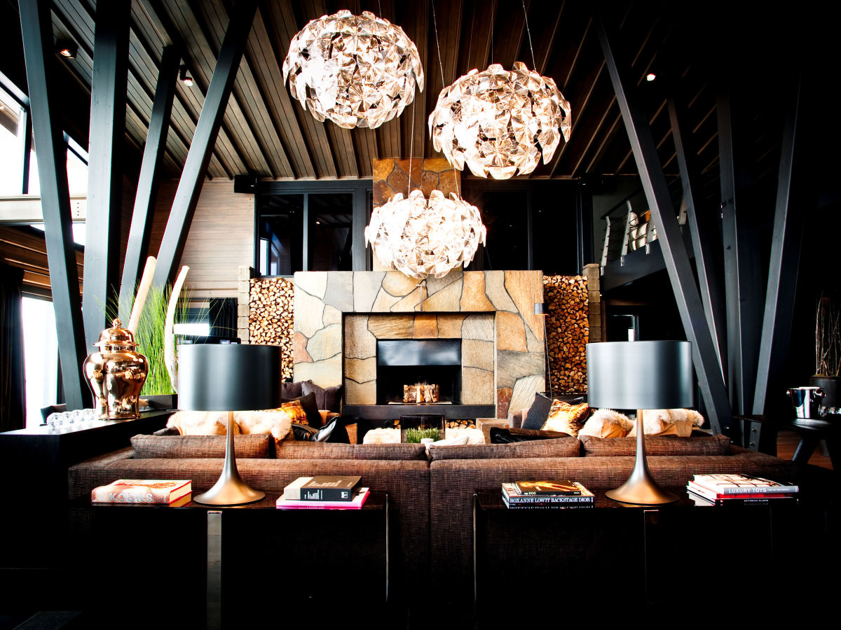 Villa Copperhill Luxury Ski Mountain Chalet