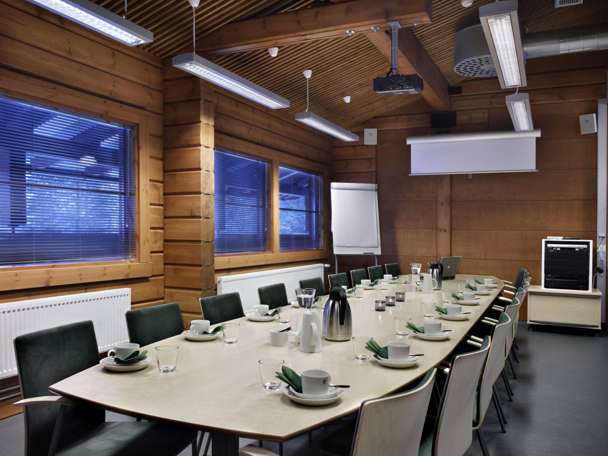 Kontio Headquarters meetingroom