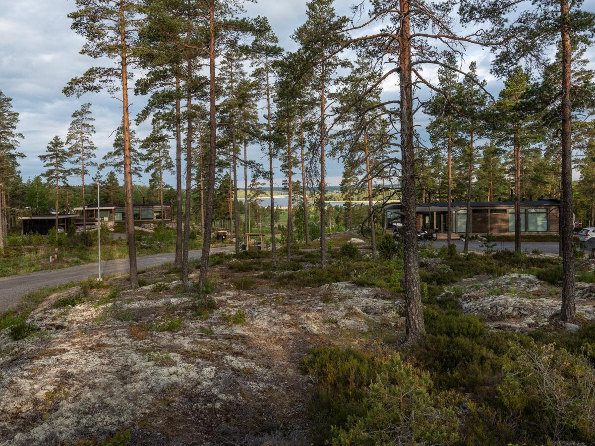 The Hill -alue Åminne Miljössä