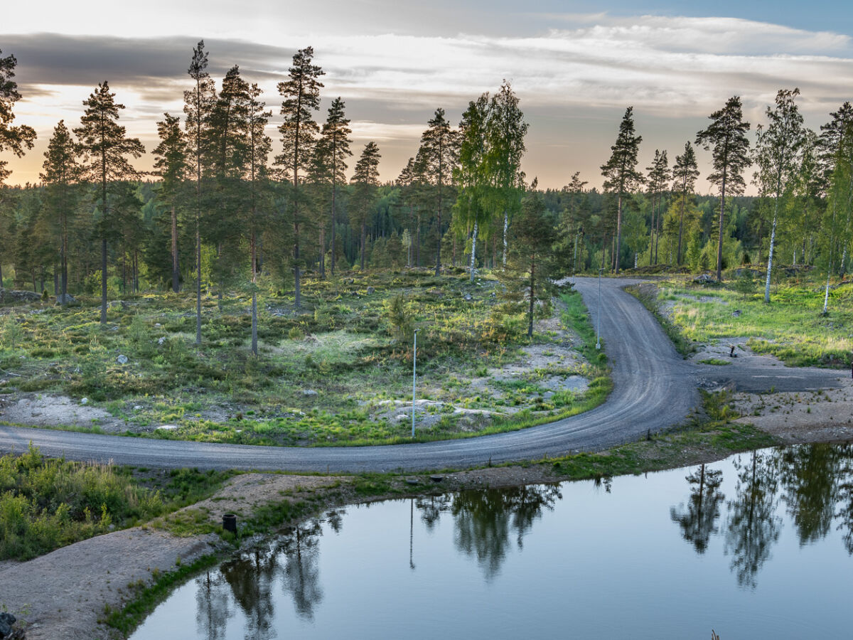 The Valley -alue Åminne Miljössä