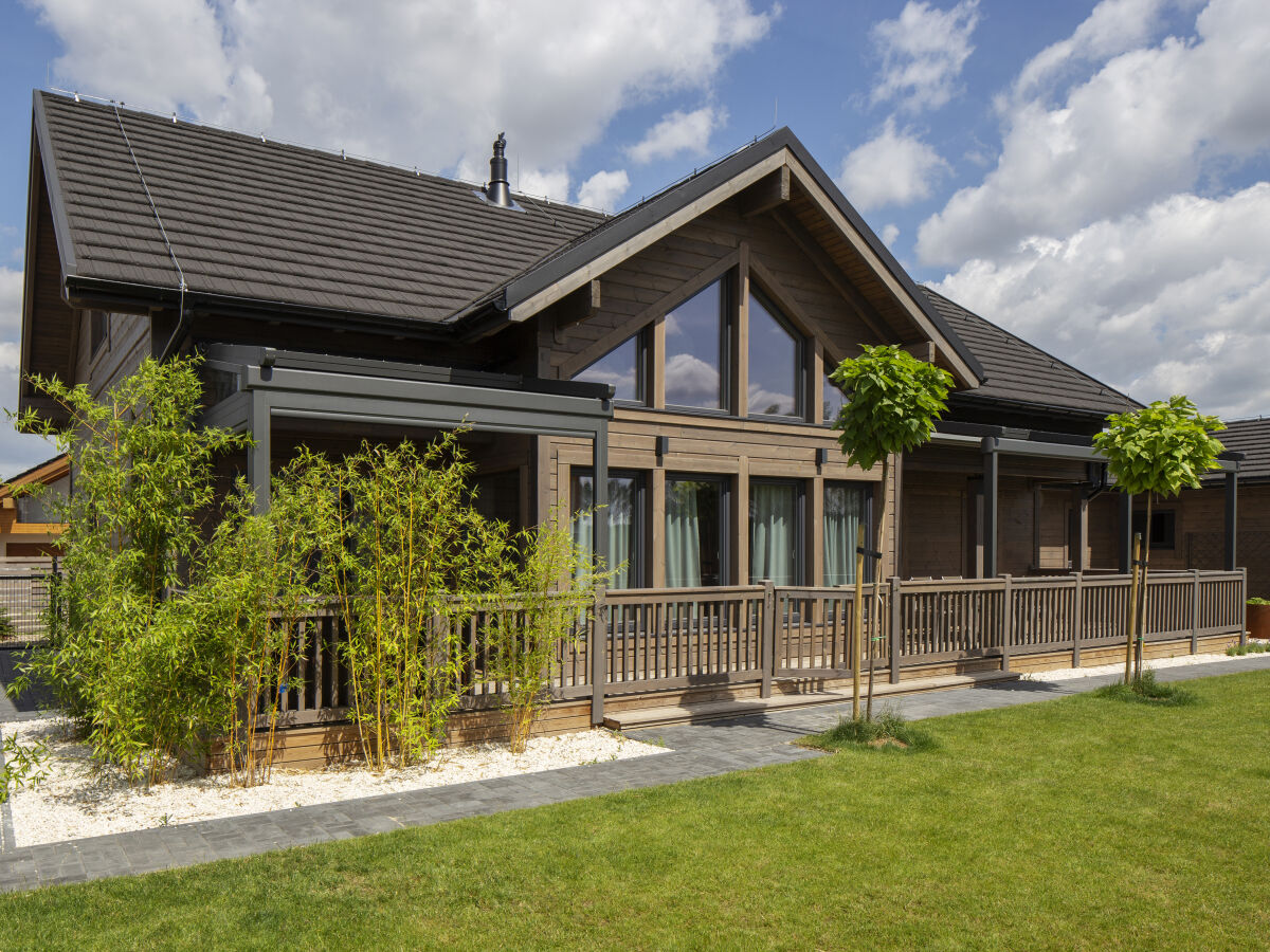 Log House exterior