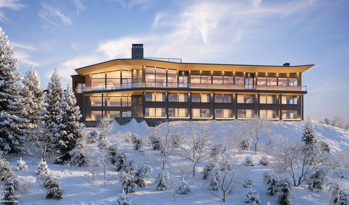 Uusi Hotelli Iso-Syöte