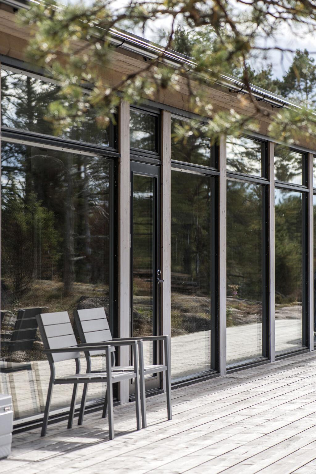 Kontio Glass House 100