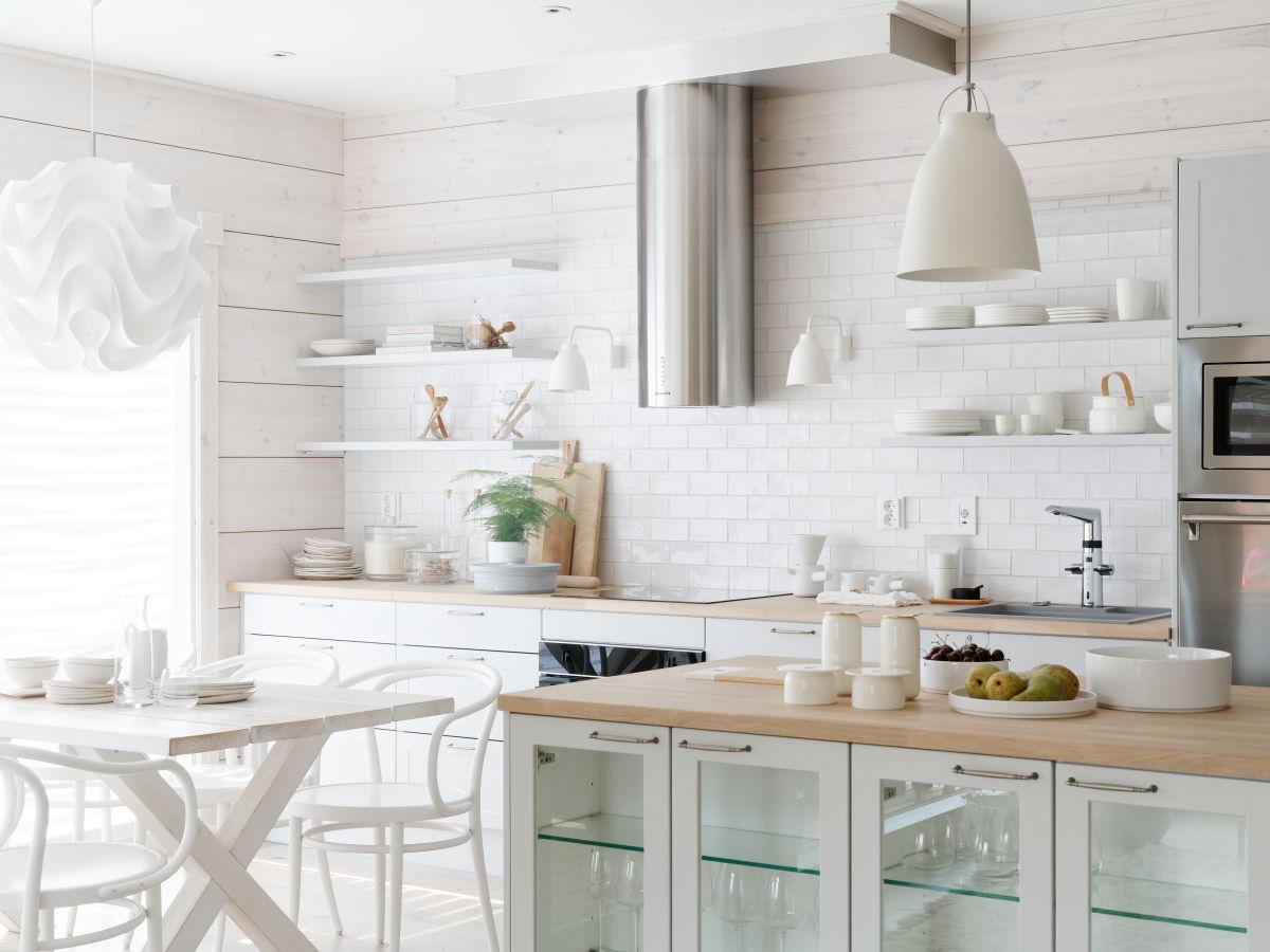 Kontio Toive Mikkeli asuntomessut keittiö living