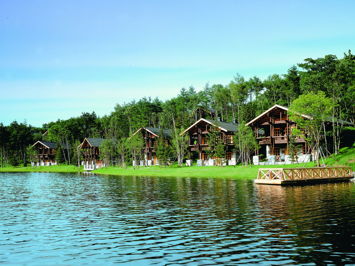 A Wooden Golf Centre & Tourist Resort