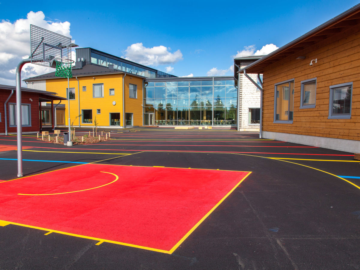 Pudasjärvi School Campus