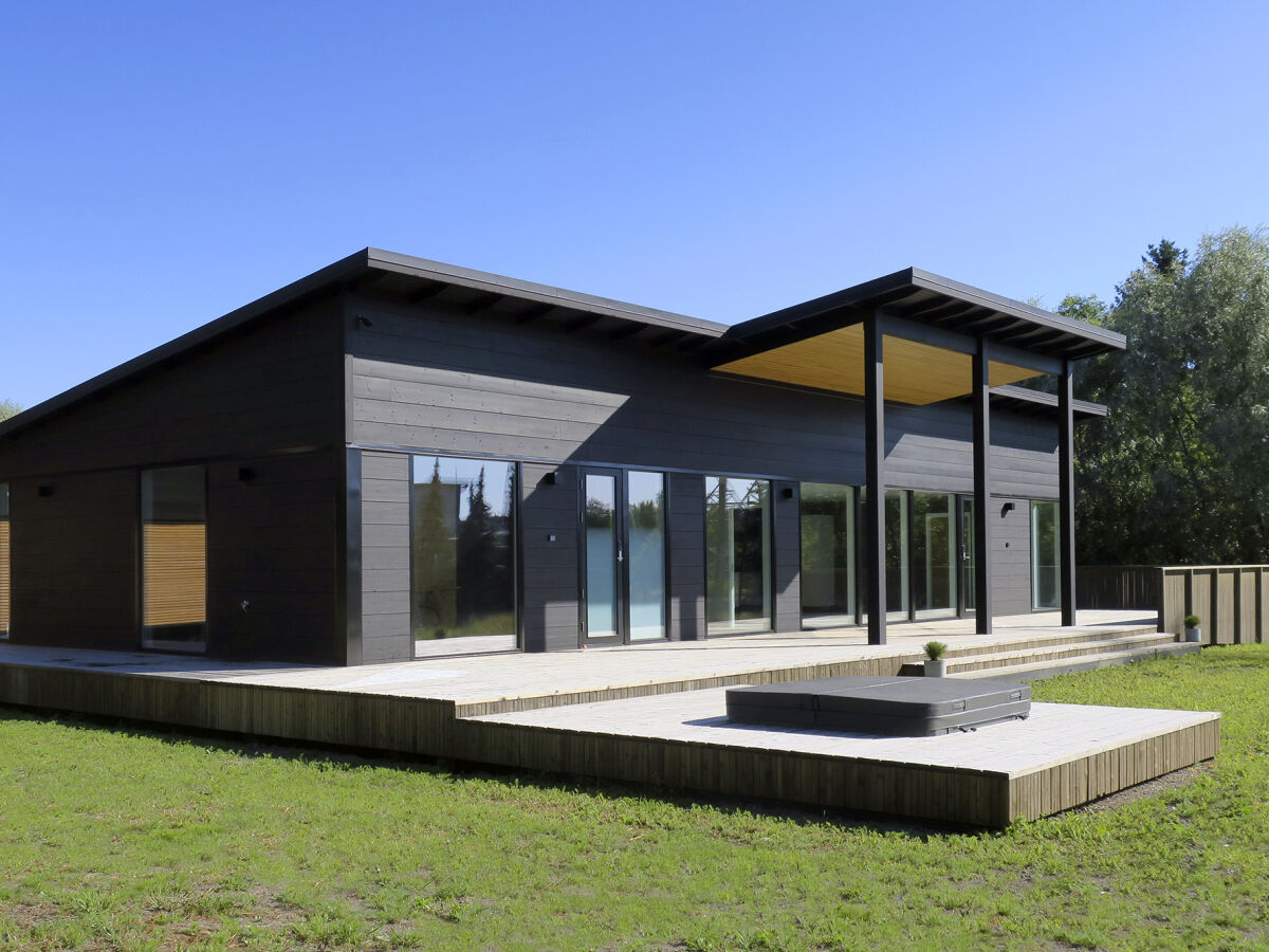 Glass House talo kaupunki