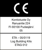 CE-merkintä
