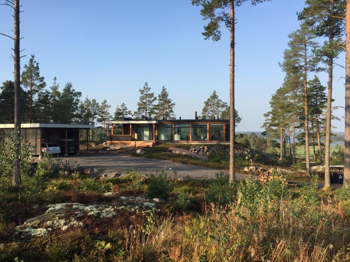 Kontio Glass House Åminnessa