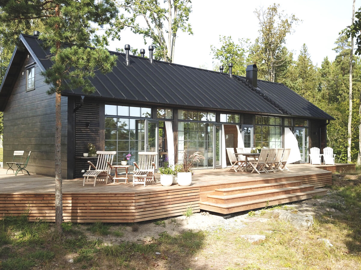 Villa Glass Timmerhus