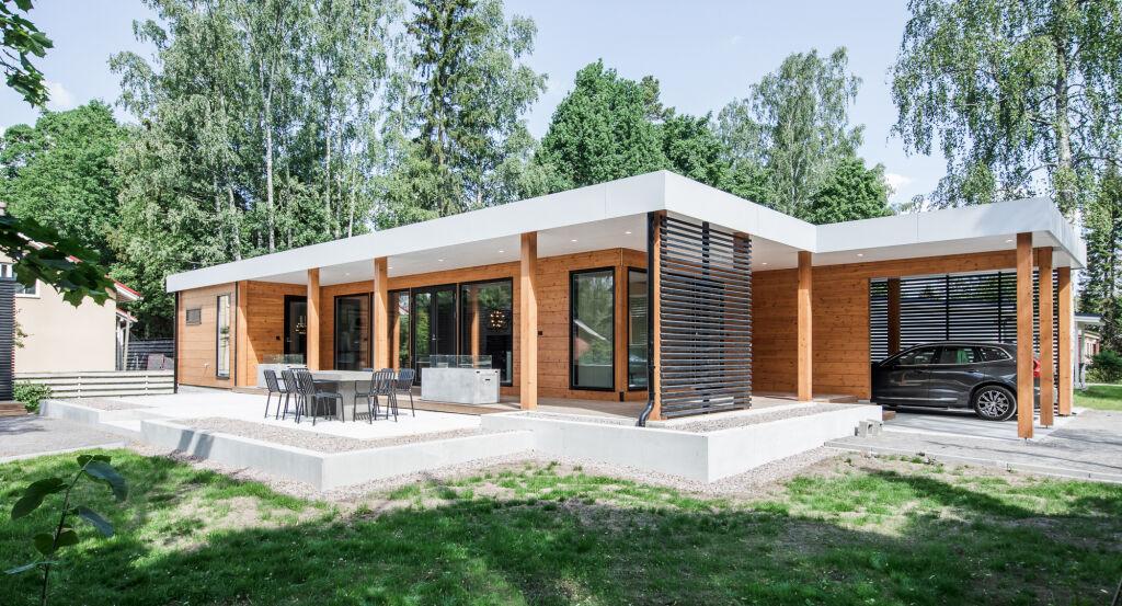 Taloesittely Espoossa