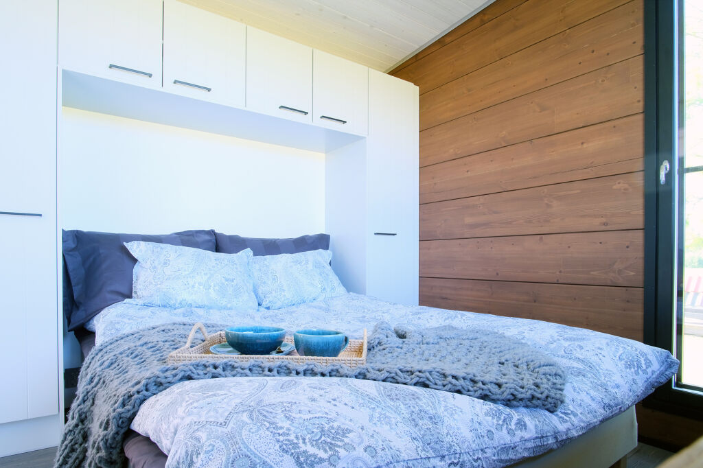 kontio sky house 40 makuuhuone