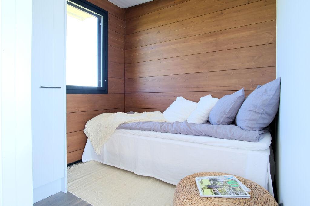 kontio sky house makuuhuone 2