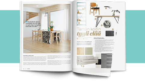 Kontio magazine